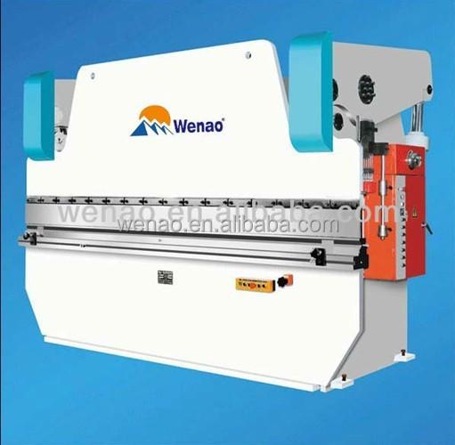 Wc67y Hydraulic Press Brake Sheet Metal Cutting And