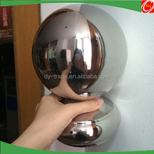 stainless steel post ball cap for handrail post