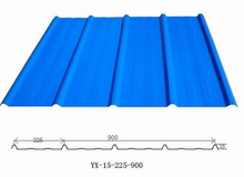 Color Steel types roofing tile