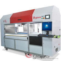 GBOS LASER Good quality leather/pvc/fabric/wood cnc laser engraving/cutting machine