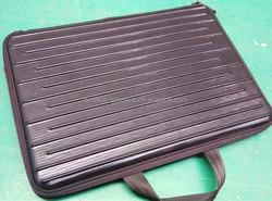 Thick vacuum forming hard plastic case ,PC plastic suitcase shell wholesale