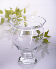 glass candle holder for wedding