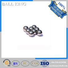 3mm 40mm ball/polished 440c stainless steel balls high precision chrom plating hardness media
