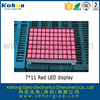 china supplier 16*16 hot sale lattice product led dot matrix for outdoor led advertising panel