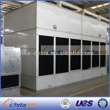 High quantity closed circuit cooling tower drift eliminator