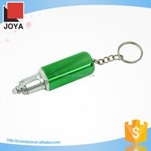 Promotional small keyring light, mini keychain light, led uv light