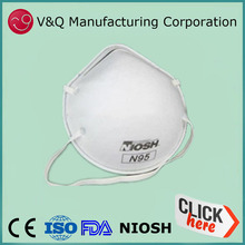 Non woven N95 PM2.5 Air Pollution Mask
