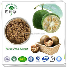 Mogrosides V 80% ISO Certificated Factory Supply Monk Fruit Extract