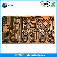 China supplier led printed circuit board, electronic circuit board, 94v0 circuit board