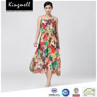 Custom-made Digital Printed zuhair murad long sleeves wedding dresses