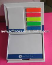 LH-092,Box with sticky notes