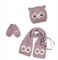 crochet owl knitted hat for baby winter baby hat crochet pattern latest hat designs for children cap and hat