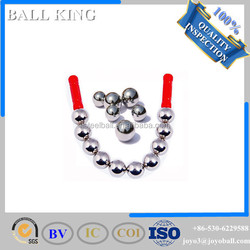 """aisi52100 13/16"""" g100 100c6 bearing steel ball chrome aisi440c stainless"""