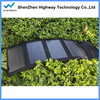Flexible 14W Solar Panel Charger for Notebook, Mobile phone, MP4, MP3
