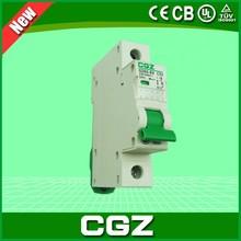 CGZ high-quality 20 Amp miniature circuit breaker MCB