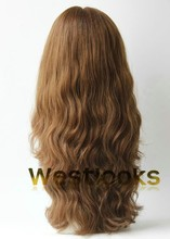 Certified Wavy Ombre Sheitels Jewish Kosher Wig 6/10/8 Wholesale