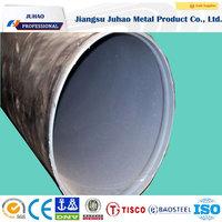 large diameter 5l x65 psl2 steel pipe pvc coated stainless steel tube