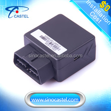 Truck/Car GPS OBD and GSM module are all in one box