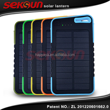 2015 China Factory Seksun inflatable solar lantern MK 808 High quality solar energy charging solar phone charger