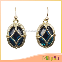 2015 Elegant design alloy ladies from medical alloy earring