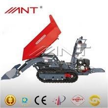 BY800W farm machinery 4wd diesel engine mini crawler tractor
