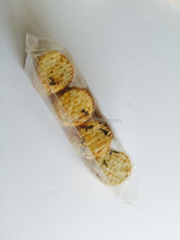 seaweed baked rice cracker