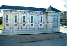 High quality public prefabricated mobile portable toilet in guangzhou