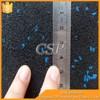 Top quality rubber floor mat / outdoor playground flooring