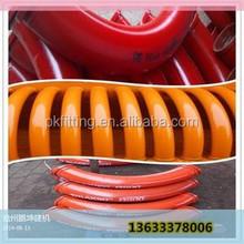 Concrete pump rubber ball cleaning Concrete Pump Elbow / Bend
