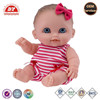 8.5 inch Best Friends Plastic Blue Eyes Baby Dolls