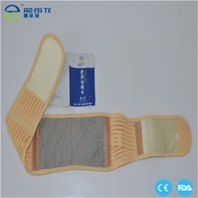 online shopping Aofeite high quality black and blue back support brace CE&FDA approved