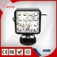 12v 24v offroad heavy duty 48w automotive car led truck tractor work light