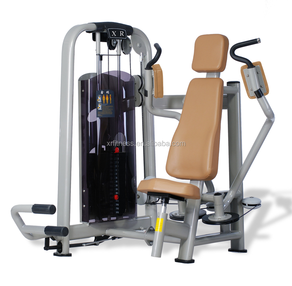 different types of Seated Chest Fly/Press Machine, Pectoral Exercise Machine/Butter-fly gym equipment