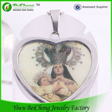 factory direct wholesale cheap hot sale photo pendant