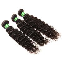 Brazilian Perfect Black Lady 100% Virgin Remy Hair Deep Wave Factory Wholesale