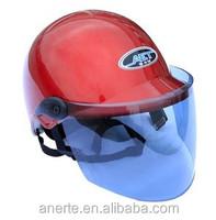 Anerte cheap popular safe half face moto helmet B-301 high quality helmet design software abs/pp