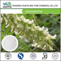 plant used in herbal medicine anti viral herb sophora root extract oxymatrine 98% powder
