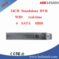 24 channel hikvision dvr with 960h resolution DS-7324HWI-SH