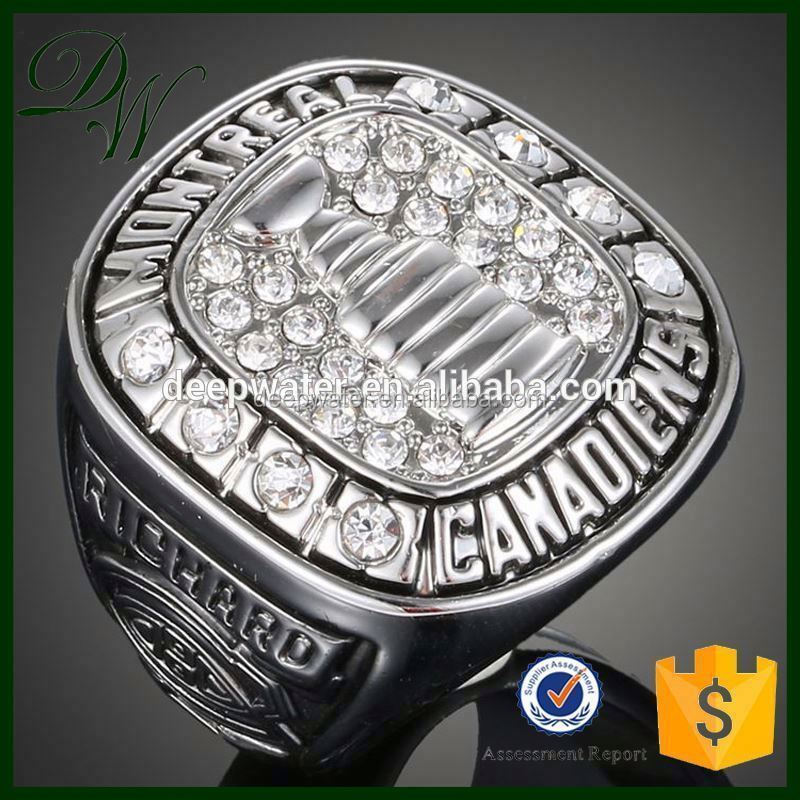 Montreal canad� selecci�n nacional de deportes anillos, anillo de ...