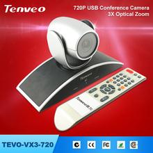 3Xzoom 720P suitable for QQ, MSN, SKYPE video calls HD 720p low price cctv dome camera TEVO-VX3-720 USB WEB CAMERA MODULE