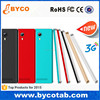 made in china mobile phone 3G dual sim cards android 4.4 cell phone unlocked