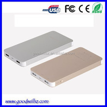 New products smart power bank for cell phone, 8000mAh portable mobile power bank wholesale alibaba