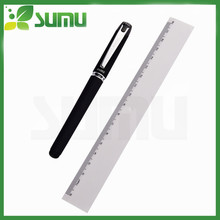 high quality rubber grip plastic ball pen