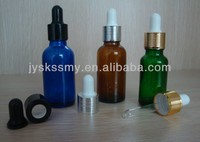 essential oil bottle glass
