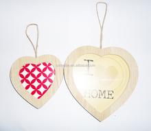 hot wood photo frame love love love