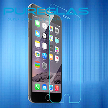 Factory price cheap Classical 2.5D round edge 4.7 inch for iPhone 6S tempered glass screen guard