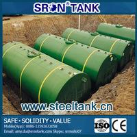 Underground Horizontal Oil Tank Price