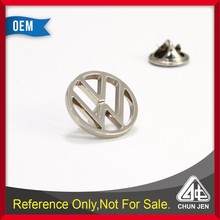 High Qulaity cut out metal mini badge for car brand