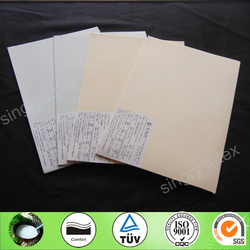 shoe insole material with high quality