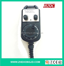 12V DC CNC MPG Pulse Generator For CNC Control With Spring Cable